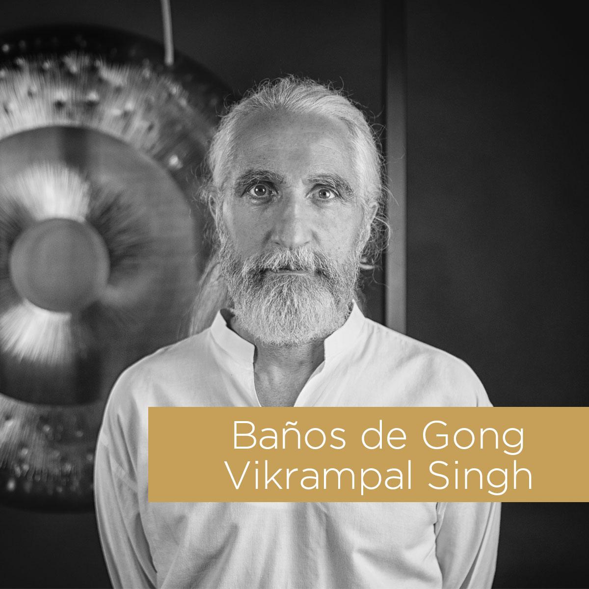 Baños de gong | 23 Septiembre