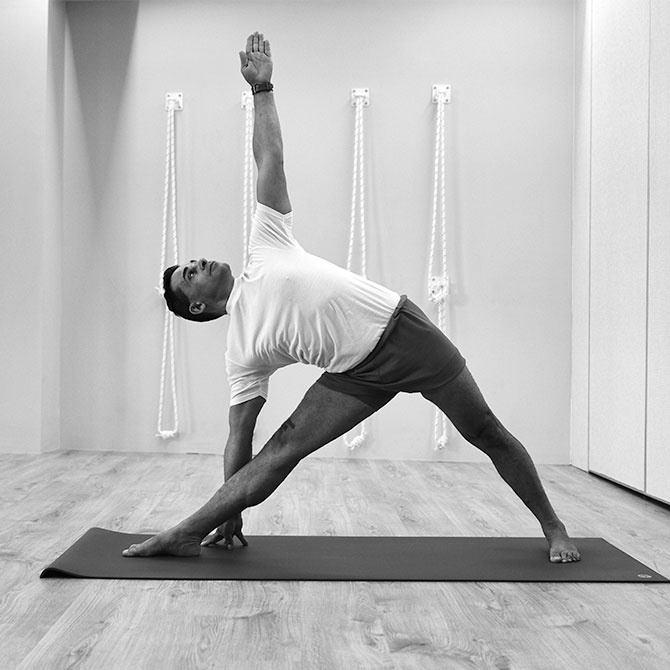 iyengar yoga madrid