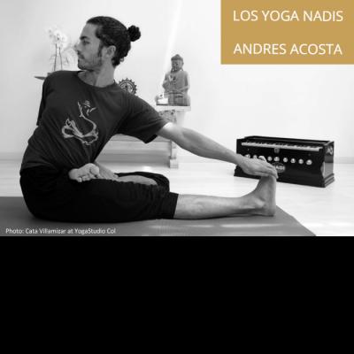 Los Yoga Nadis / 5 de mayo