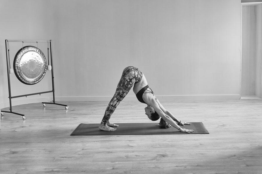 Origen y secuencia de una clase Hatha Yoga