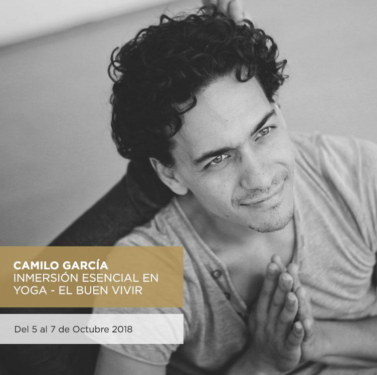 Camilo García I 5 – 7 de Octubre