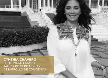 Cynthia Chavero I 23 y 24 de Marzo
