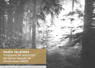 Programa de reducción de estrés basado en Mindfulness MBSR