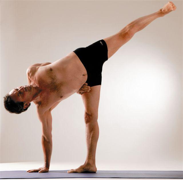 La visión terapéutica del Yoga de Gustavo Ponce